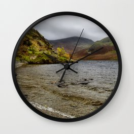 Crummock Water Wall Clock
