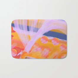 Scattered in Fountains Bath Mat