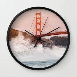 San Fransisco Wall Clock