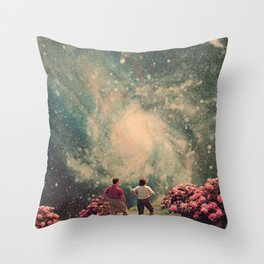 There will be Light in the End Throw Pillow