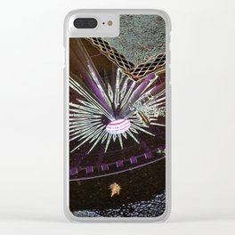 The Upside Down Clear iPhone Case