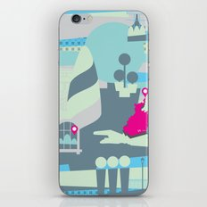 Settling iPhone & iPod Skin