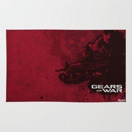 Gears Of War 11 Rug
