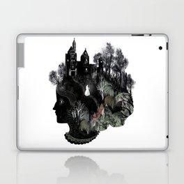 The Widowed Ghost Laptop & iPad Skin
