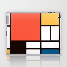 Mondrian 2 Laptop & iPad Skin