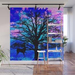 TREE ENCOUNTER Wall Mural