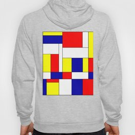 Mondrian #37 Hoody