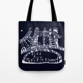 Argo riconosce Odisseo Tote Bag