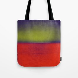 gradient horizon Tote Bag