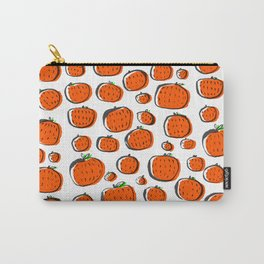 Naranjas Carry-All Pouch