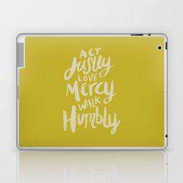 Act Love Walk x Mustard Laptop & iPad Skin