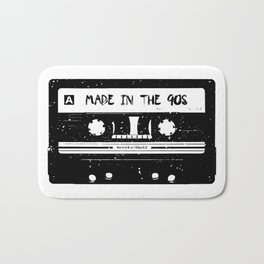 Made in the 90s Tape Bath Mat