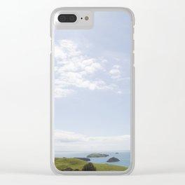Coromandel Coast - NZ Clear iPhone Case