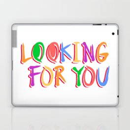 Looking For You Laptop & iPad Skin