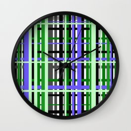 """""""Check it Out"""" Wall Clock"""