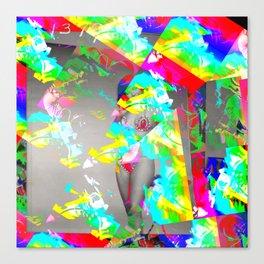 Super Hype Canvas Print