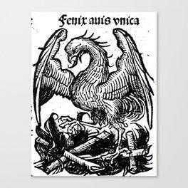 Phoenix 1493 Canvas Print