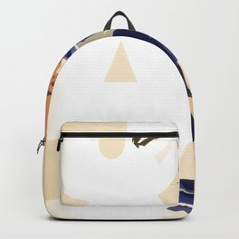 Jazz Poster Backpack