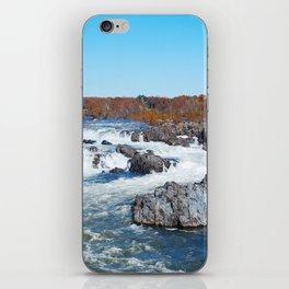 Great Falls Virginia iPhone Skin