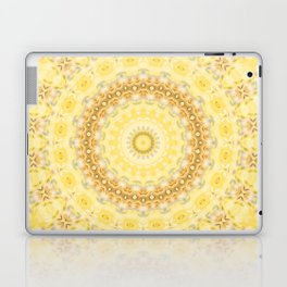 Kaleidoscope , mandala 14 Laptop & iPad Skin