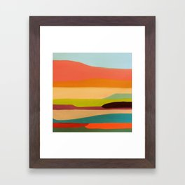 alto Framed Art Print