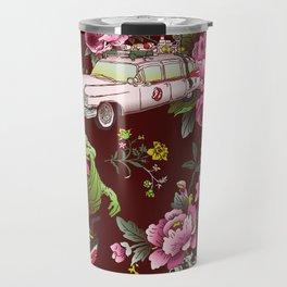 Ecto Floral Travel Mug