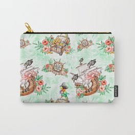 Pirate #1 Carry-All Pouch