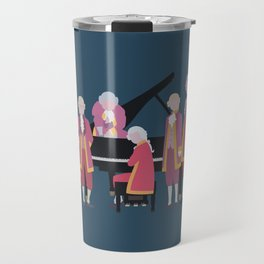 the piano forest Travel Mug