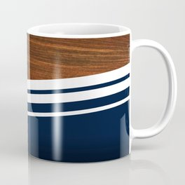 Wooden Navy Kaffeebecher