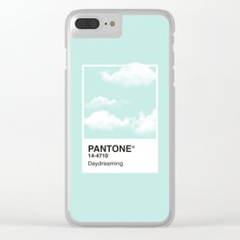 Pantone Series – Daydreaming Clear iPhone Case