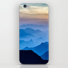 Mountains 11 iPhone Skin