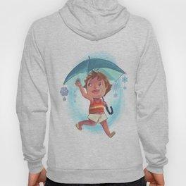 Snow Umbrella Hoody