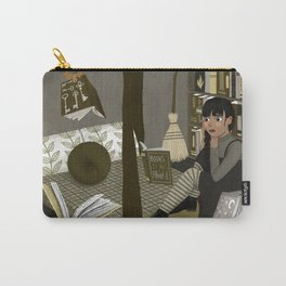 floating books ii Carry-All Pouch