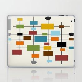Mid-Century Modern Art 1.3 Laptop & iPad Skin