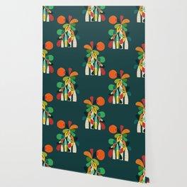 Palma Wallpaper