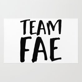 Team Fae Rug