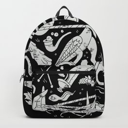 Lullaby in Frogland Backpack