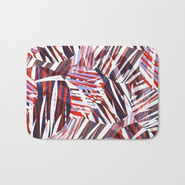 Abstract nature Bath Mat