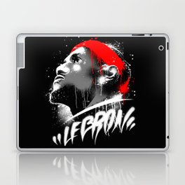 Lebron J Laptop & iPad Skin