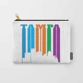Tampa in Silhouette Carry-All Pouch