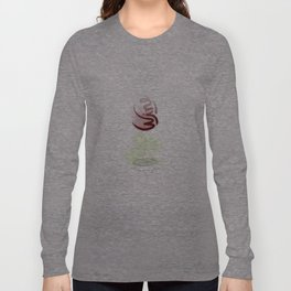 Red Wine: a hug in a glass Long Sleeve T-shirt