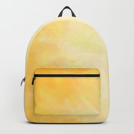 Golden Sunburst Backpack