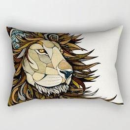 The King Rectangular Pillow