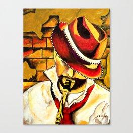 Jazz Swagg Canvas Print