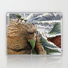 The Earth Golem Laptop & iPad Skin