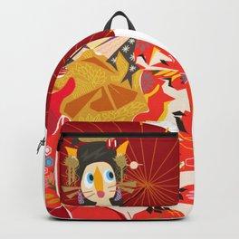 Kimono Totty Backpack