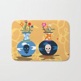 Gemini Vases Bath Mat