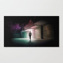 Devils Canvas Print