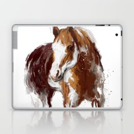 Paint Horse. Laptop & iPad Skin