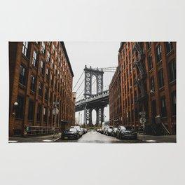 Brooklyn Bridge Rug